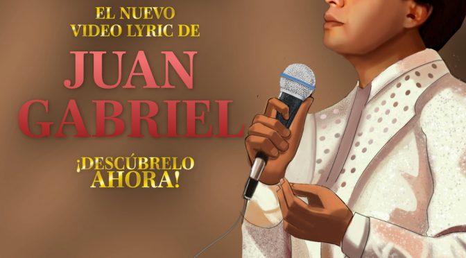JUAN GABRIEL la celebración del 50 aniversario de carrera de El Divo De Juárez continúa con el lanzamiento del lyric video  'HASTA QUE TE CONOCÍ' Image