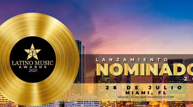LATINO MUSIC AWARDS 2021 EL EVENTO QUE PREMIA A LOS MEJORES ARTISTAS LATINOS DE LA INDUSTRIA DE LA MÚSICA EN COLOMBIA Image
