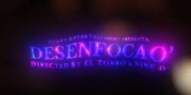 RAUW ALEJANDRO estrena el video de su sencillo 'DESENFOCAO' Image