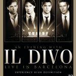 An Evening With Il Divo – Live In Barcelona (CD+DVD)