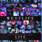 The Where We Are Tour – Live From The O2 (Blu-ray)