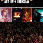 Any Given Thursday (DVD)
