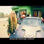 Avril Lavigne TVC