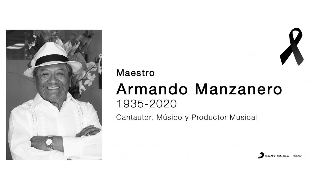 Fallecimiento Armando Manzanero