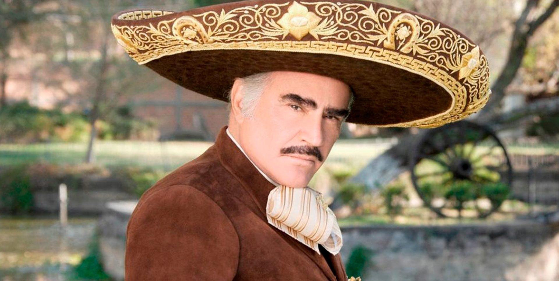 Vicente Fernández - Sony Music Entertainment México