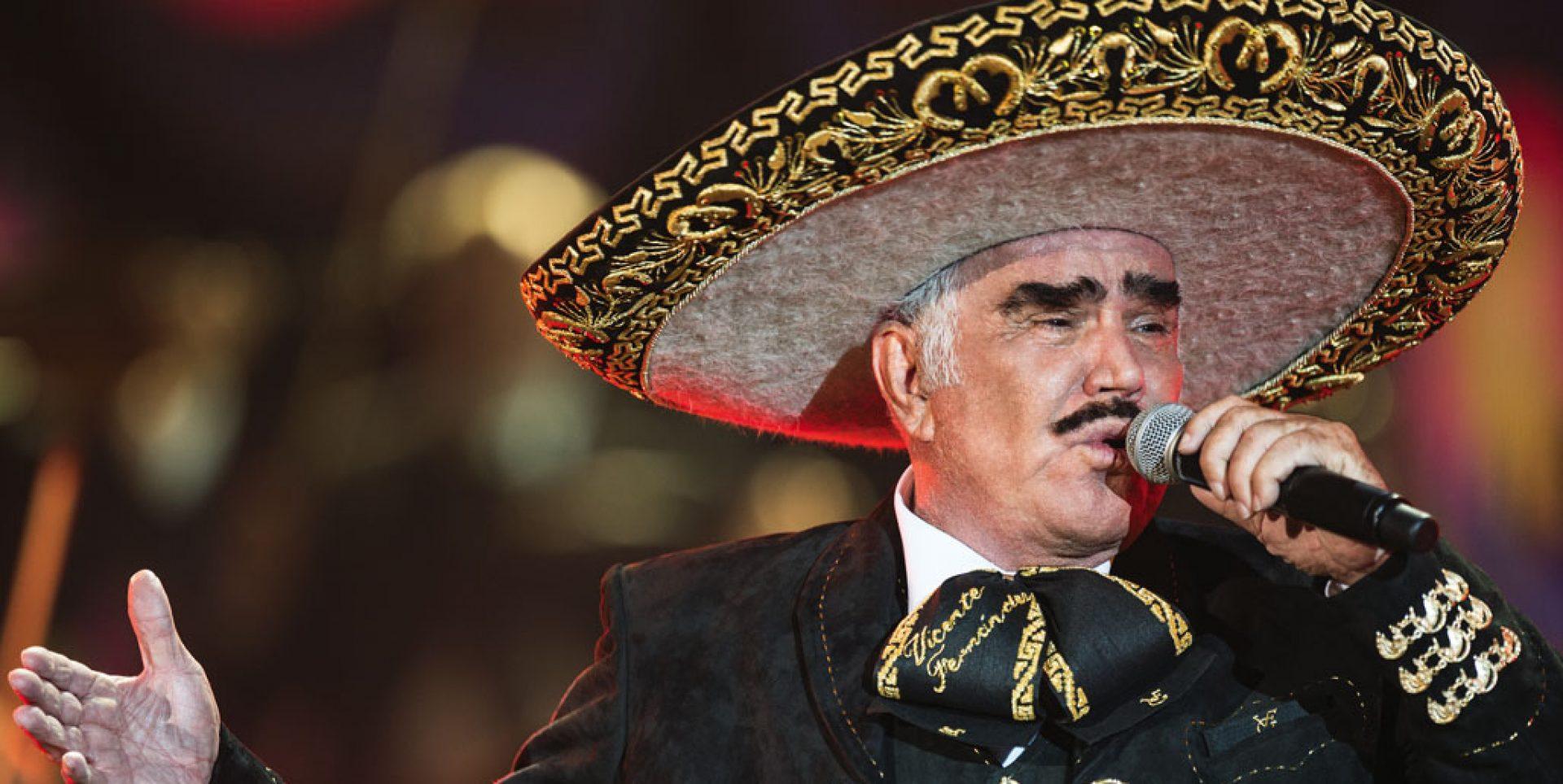 Vicente Fernández Sony Music Entertainment México