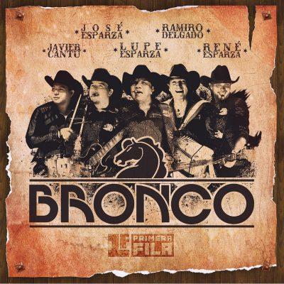 Bronco 1F1 album