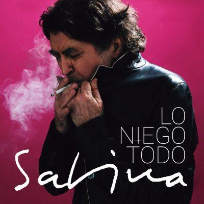 Joaquin Sabina lo niego todo portada