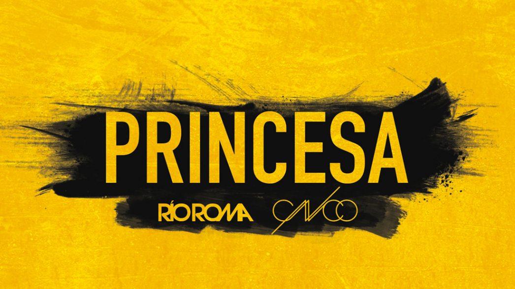 Princesa Rio Roma CNCO carrousel