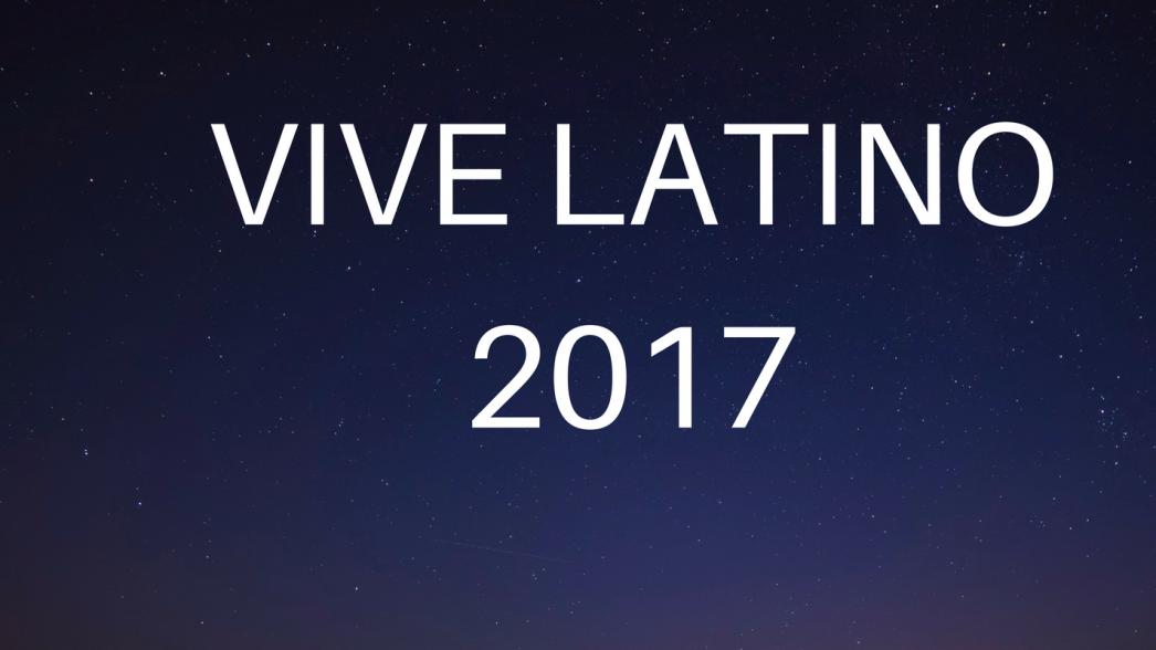Vive Latino Carrousel