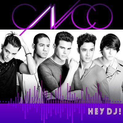 CNCO Hey DJ