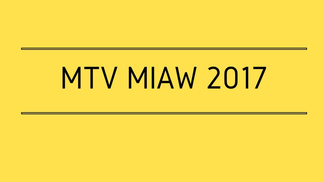 MTV MIAW 2017 nota1