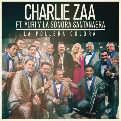 Charlie Zaa La Pollera Colora ft Yuri y La Sonora Santanera