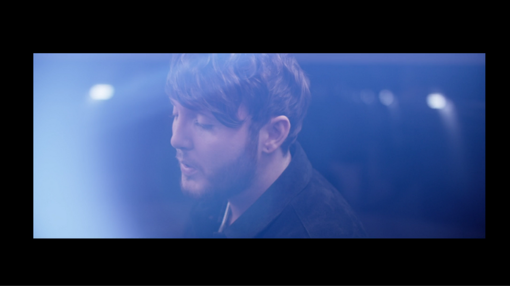 James Arthur Can I Be Him nota