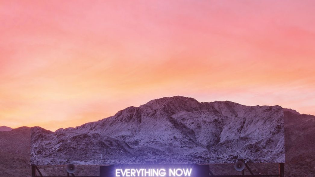 Arcade Fire Everything Now Sony Music Entertainment M 233 Xico