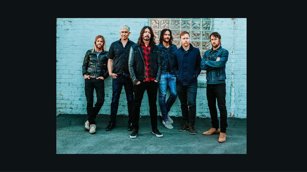 Foo Fighters Run nota