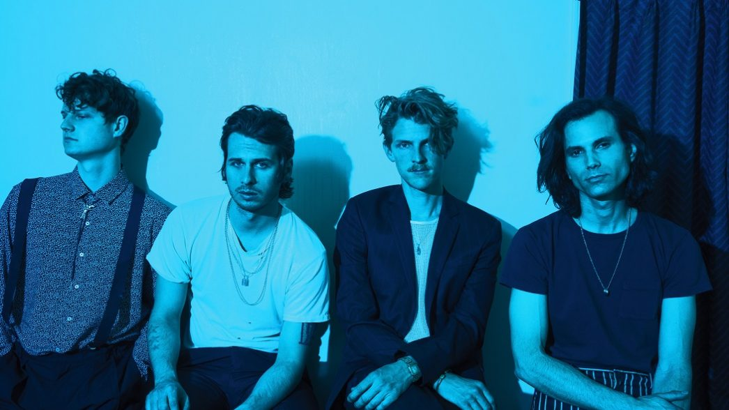 Foster The People album note