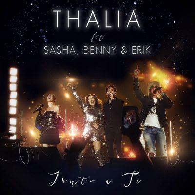 Thalia – Junto a ti Portada2
