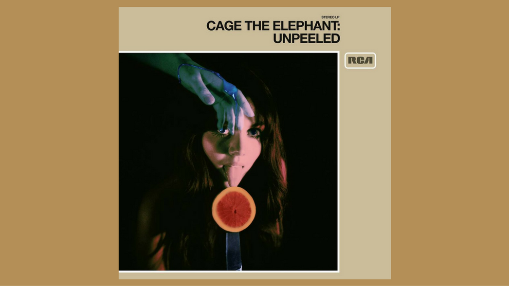 Cage The Elephant Unpeeled Nota