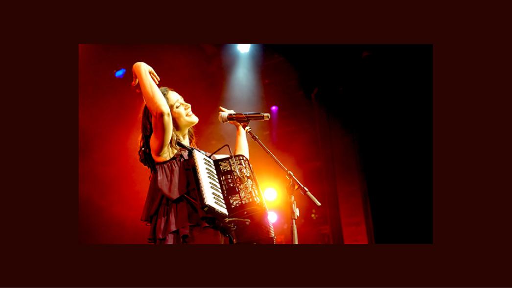 Julieta Venegas Brazil Tour 4