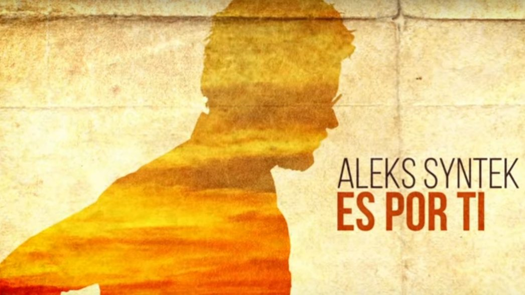 Aleks Syntek Es Por Ti Nota