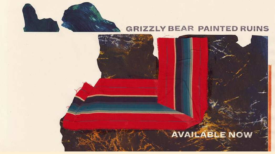 Grizzly Bear Painted Ruins Nota