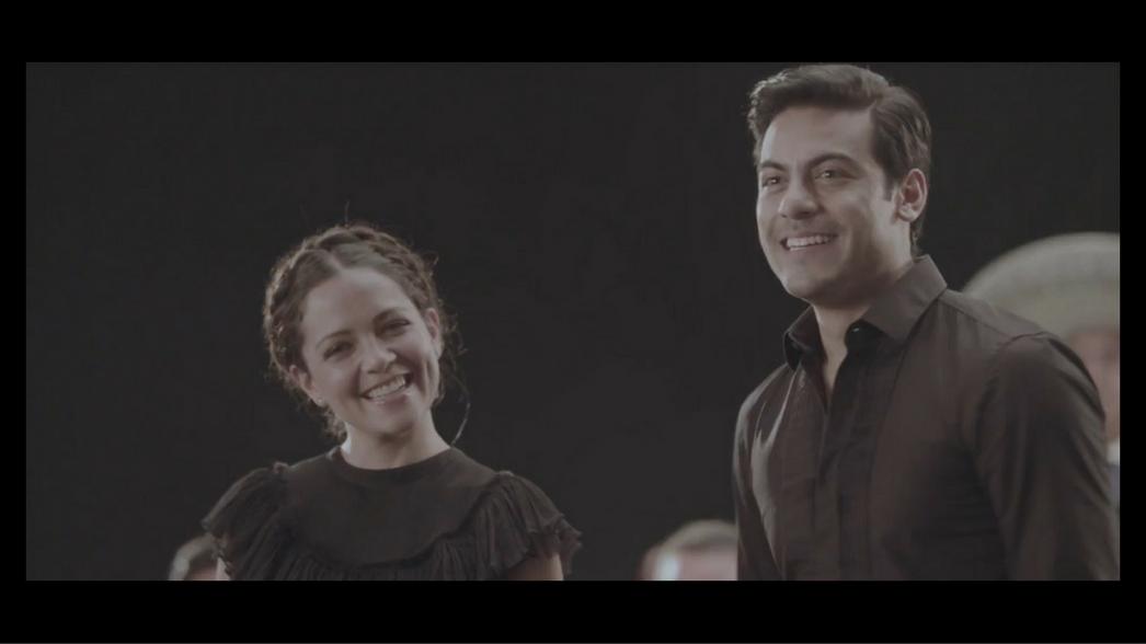 Natalia Laforcade y Carlos Rivera Mexicana Hermosa Nota