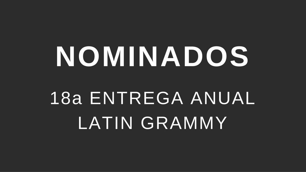 NOMINADOS LG 2017 Nota