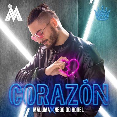 Maluma Corazon
