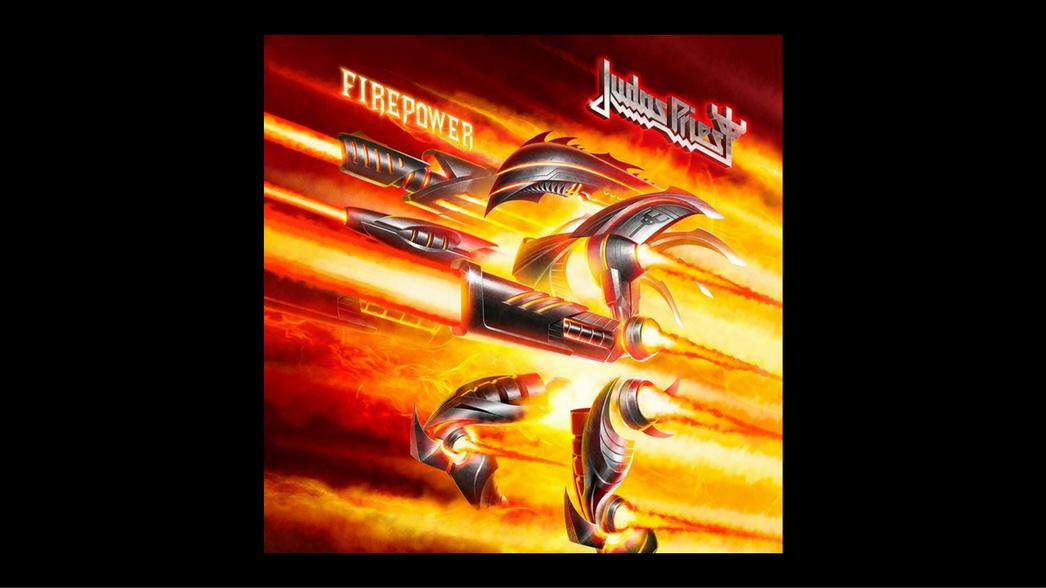 Judas Priest Firepower nota