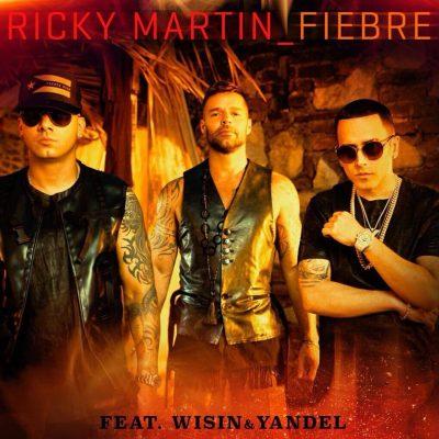 Ricky Martin Fiebre