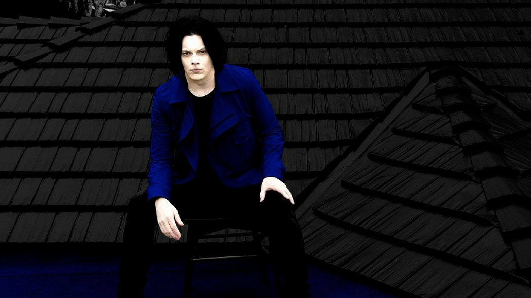 Jack White over and over and over nota