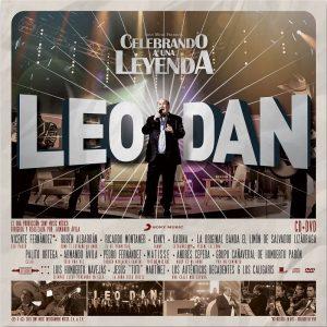 LEO DAN lanza su nuevo álbum CELEBRANDO A UNA LEYENDA