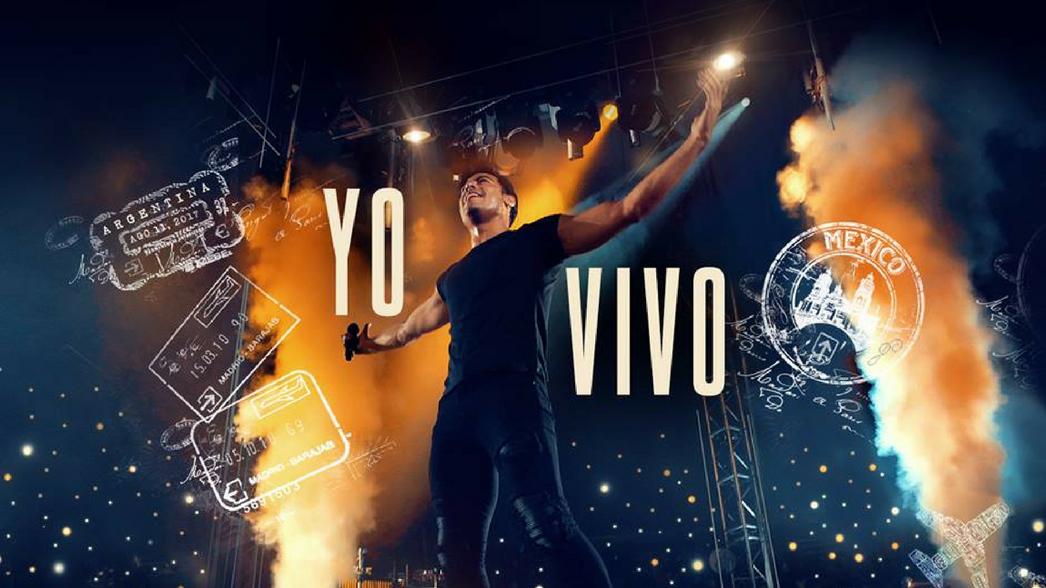 Carlos Rivera Yo Vivo nota