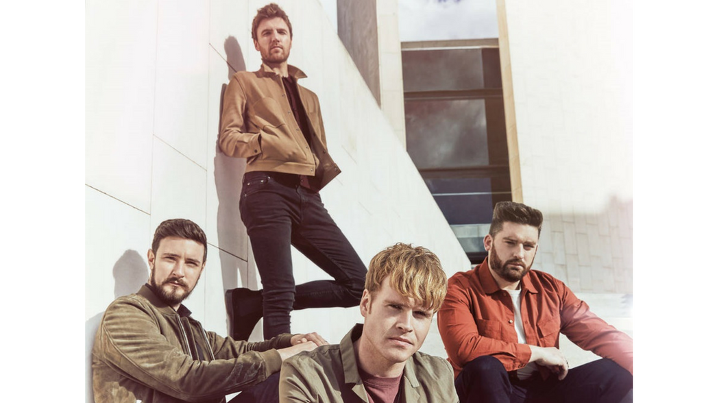 Kodaline Follow Your Fire Nota2