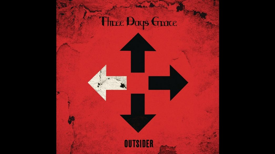Three days grace outsider nota sitio