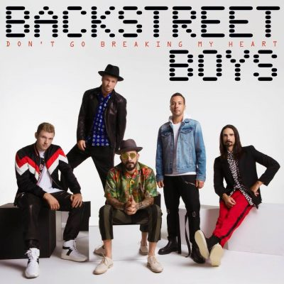 BACKSTREET BOYS – DONT GO BREAKING MY HEART
