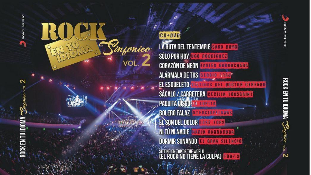 ROCK EN TU IDIOMA SINFONICO 2