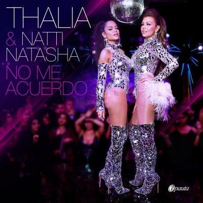 No Me Acuerdo – Thalia Ft