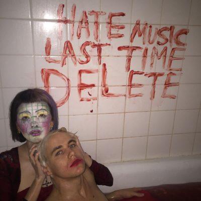 HMLTD – HATE MUSIC LAST TIME DELETE