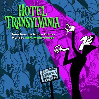 HOTEL TRANSYLVANIA 3 SOUNDTRACK