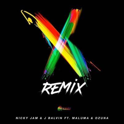 Nicky Jam & J Balvin ft