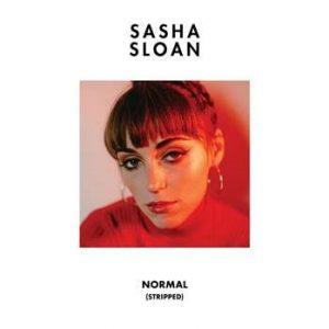 "SASHA SLOANA LANZA ""NORMAL"" (STRIPPED) HOY"