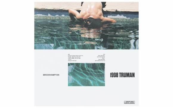"""BROCKHAMPTON LANZA NUEVA CANCIÓN + VIDEO """"1998 TRUMAN"""""""