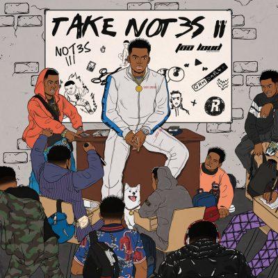 NOT3S – TAKE NOT3S II