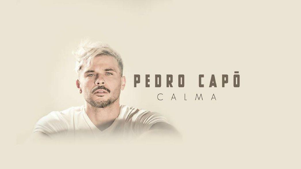Pedro Capó – Calma Header