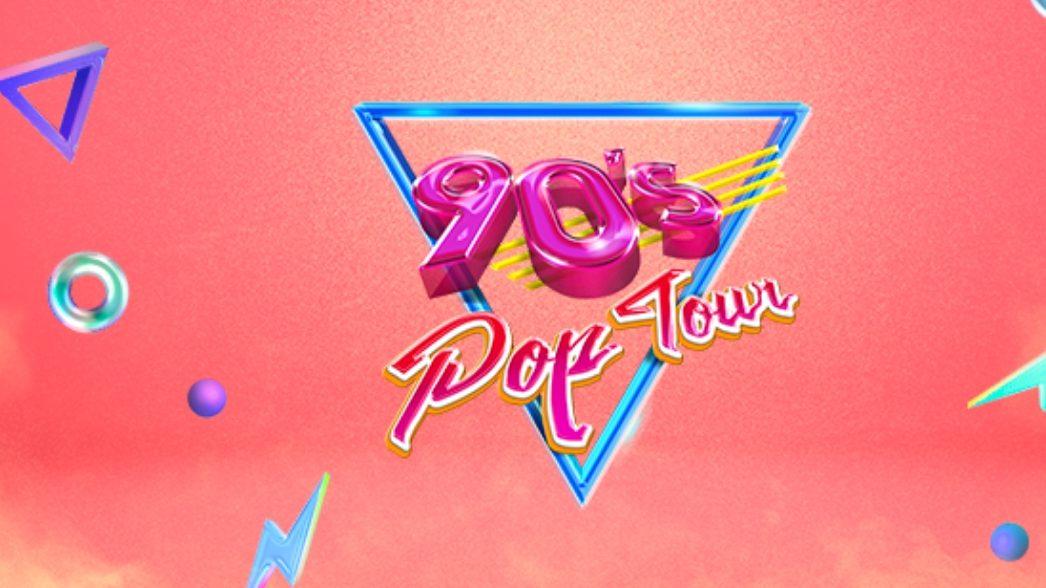 90'S POP TOUR 7MA ARENA CDMX