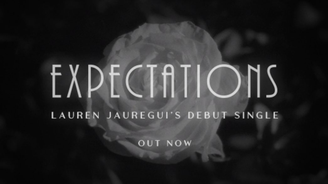 EXPECTATIONS – LAUREN JAUREGUI HEADER