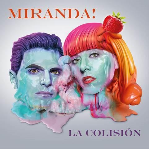 """MIRANDA! presenta su nuevo single y video """"LA COLISIÓN"""""""