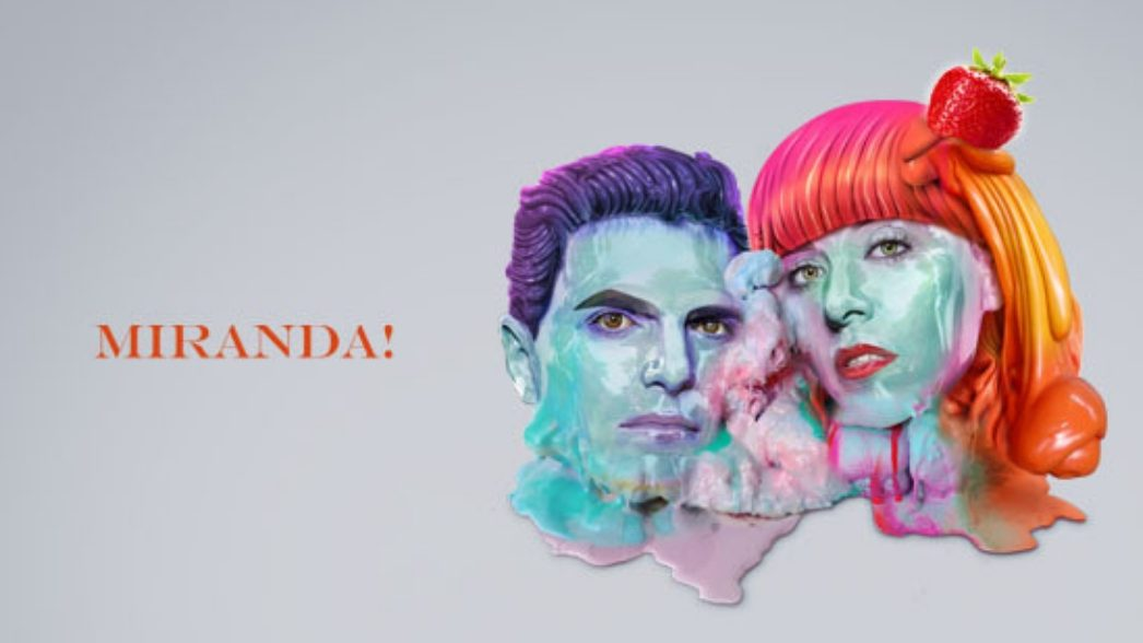 MIRANDA! – COLISION HEADER